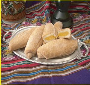 Mexican Empanadas De Fresa